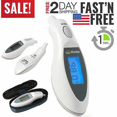 Ear Thermometer Baby Digital Child Infant Kids Medical Infrared Thermometer