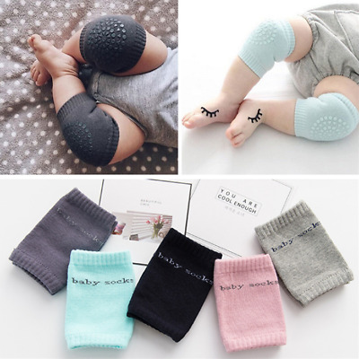 Baby Toddler Knee Pads Infant Safety Crawling Elbow Cushion Anti-slip Protector
