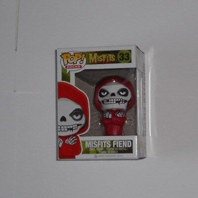 Funko Pop Rocks 33 Misfits Fiend Ghost