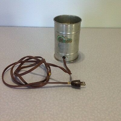 Vintage Miracle Electric Flour Sifter
