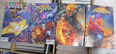 Cosmic Ghost Rider #3-4  A and B covers Marvel Comics