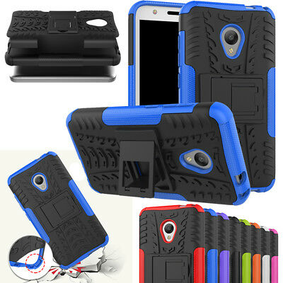 Hybrid Heavy Duty Shockproof Impact Protection Case For Alcatel U5 4G A3 A5 LED