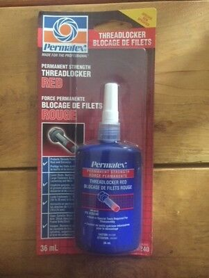 Permatex Red Threadlocker 36Ml