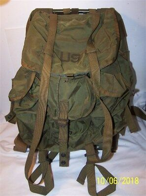 US Military Medium Alice Pack Complete with Frame Straps & Kidney Pads