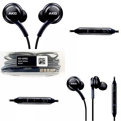 OEM Samsung S9 S8+ Note 8 AKG Earphones Headphones Headset Ear Buds EO-IG955