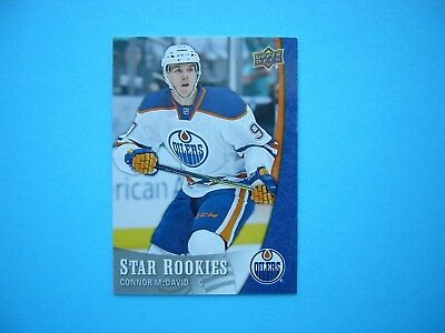 2015 2016 Upper Deck Nhl 25 Star Rookies Limited Edition Set