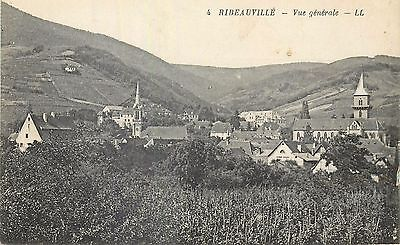 68 Ribeauville Vue Generale Ll