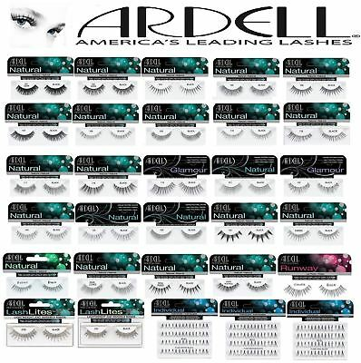 UK - Ardell 100% Human Hair False Eyelashes - FREE SHIPPING!!
