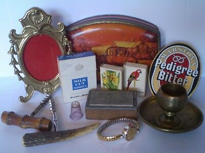Job Lot Of Vintage & Collectable Items....ideal Resale ............lot C