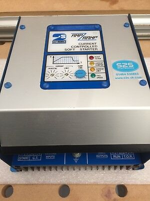 Saftronics S2S 210SA-22 Current Controlled Soft Starter