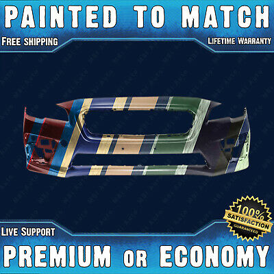2f12670b20b Painted To Match Front Bumper Cover Replacement for 2015-2019 Subaru WRX WRX  STI