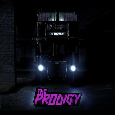 The Prodigy - No Tourists (NEW CD ALBUM)