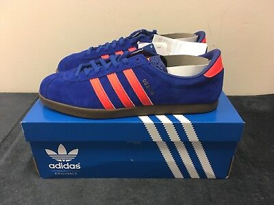 size 40 more photos size 7 ADIDAS DUBLIN 2017 - UK 10 - US 10.5 - Royal - Red - Blue ...