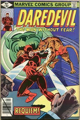 Daredevil #162 - FN/VF