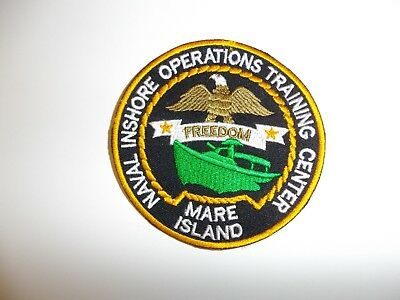 e1297 US Navy Naval Inshore Operations Training Center Mare Island IR14B