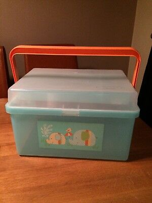 Mothercare Baby Box, Craft Box, Sewing Box, Storage Box