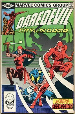 Daredevil #174 - VG/FN - 1st Appearance Of The Hand