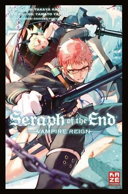Seraph of the End 07