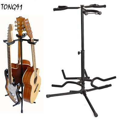 Portable Musician's Gear Electric, Acoustic and Bass Guitar Stands US
