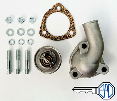 MG MGB/ MGB GT Thermostat Kit - Thermostat, Housing, Seal and Fixings 1967-1976