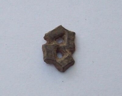 Medieval Pewter Letter Pilgrim Badge 1400's  Metal Detecting Find