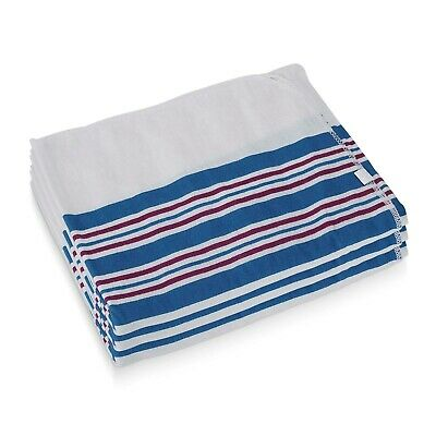 12  NEW Soft 100% Cotton Nursery Receiving HOSPITAL BABY BLANKETS 30 x 40