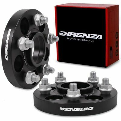 DIRENZA 5x108 20mm ALLOY HUBCENTRIC WHEEL SPACERS FOR FORD FOCUS ST 225 ST225