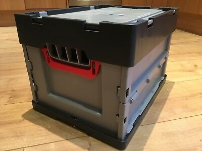Storage Box/Euro Container , Collapsable storage , Space Saver!
