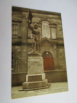 Postcard of Fletcher Monument, Selkirk 4519 (Unposted)
