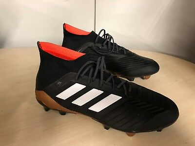 66133ed9d706 ... low price adidas predator 18.1 pro fg football boots uk 9 rrp 200 black  white eac52