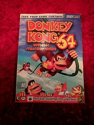 Pdf donkey kong 64: official strategy guide (prima's official.