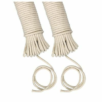 Household Essentials 200' Cotton Clothesline