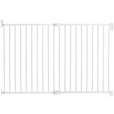 Munchkin 34229 Extending Metal Extra Tall & Wide Baby Gate White