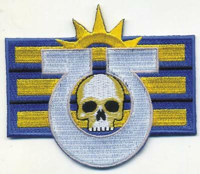 Patch Warhammer 40K Ultramarines Imperium 8,8Cms Patch