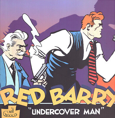 RED BARRY by WILL GOULD vol  1  IDW