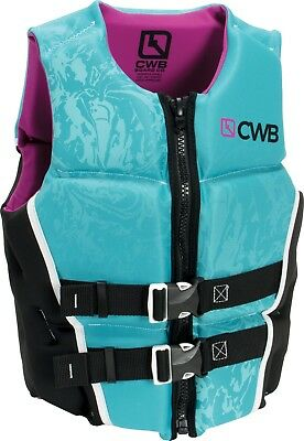 2018 Connelly Femmes Lotus Cga Gilet Xs