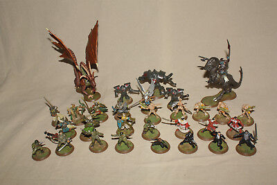 Heroscape Rise Of The Valkyrie Lot 30/30 8356