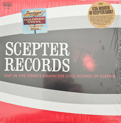 Various – Out In The Streets Again (The Soul Sounds Of Scepter)