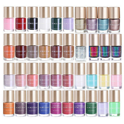 9ml NICOLE DIARY Nail Polish Shiny Matte Holographic  Chameleon Nails DIY