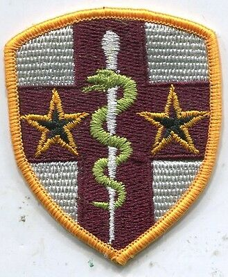US Army Reserve Medical Command Color Patch