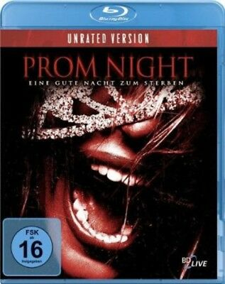 Prom Night Blu-ray Unrated Version NEU OVP