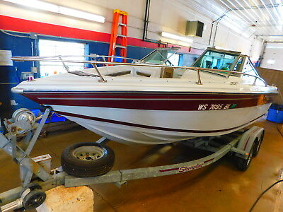 19' Celebrity 190V  260HP Mercruiser w/ Trailer  T1276608