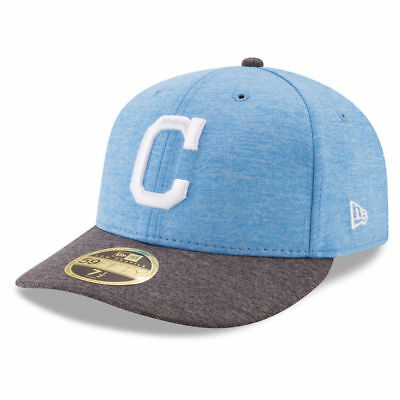 c2f0d775 ... where to buy cleveland indians new era mlb fathers day 59fifty low  profile crown cap hat