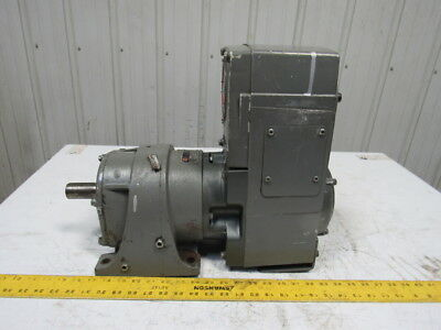 US Motors GDP VAM 20.60:1 Ratio 2Hp 85RPM Output 428-4275RPM Varidrive Gearbox