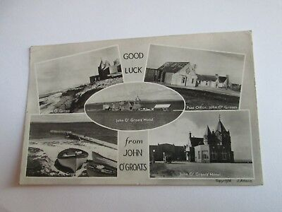 Postcard from John O'Groats (Multiview) RP