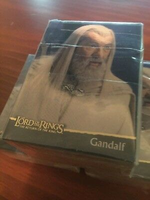 Lord Of The Rings Lotr Return Of The King Topps Full 90 Base Card Set