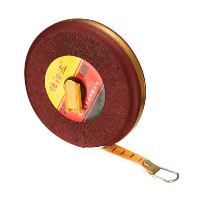 20M Length  Round Case Retractable Sewing Cloth Measure Tape Metric