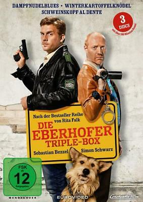 Die Eberhofer Triple Box  [3 DVDs]