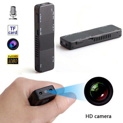 MD12 1080P HD Digital Sport Action Camera Video Voice Recording Pen Spy Recorder