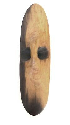 Australian Aboriginal Wood Traditional Carved Small Shield